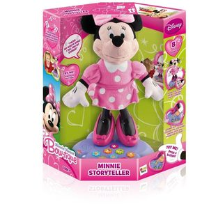 Minnie Storyteller Figure