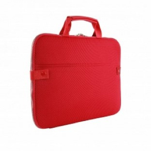 "Speck 112440-7453 notebook case 35.6 cm (14"") Sleeve case Red"