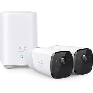 Eufy Wireless Security Cam 2 2 Cam Night