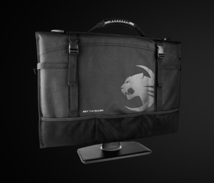 ROCCAT Tusko Messenger case Black,Grey