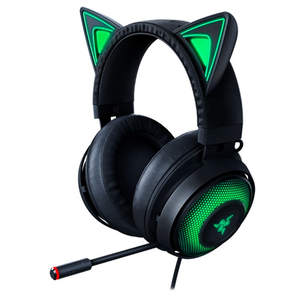 Razer Kraken Kitty Edition Headset Head-Band Black,Green