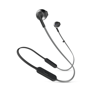 JBL Tune 205 Black Bluetooth In-Ear Earphones