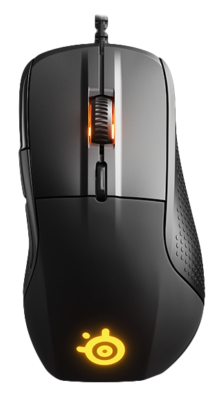 Steelseries Rival 710 Mouse Usb Optical 12000 Dpi Right-Hand