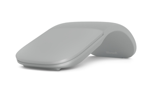 Microsoft Surface Arc Bluetooth Mouse Light Grey