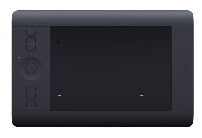 Wacom Intuos Pro Pen Touch Graphic Tablet