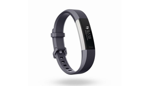 Fitbit Alta HR Blue/Grey Heart Rate + Fitness Wristband [Large]