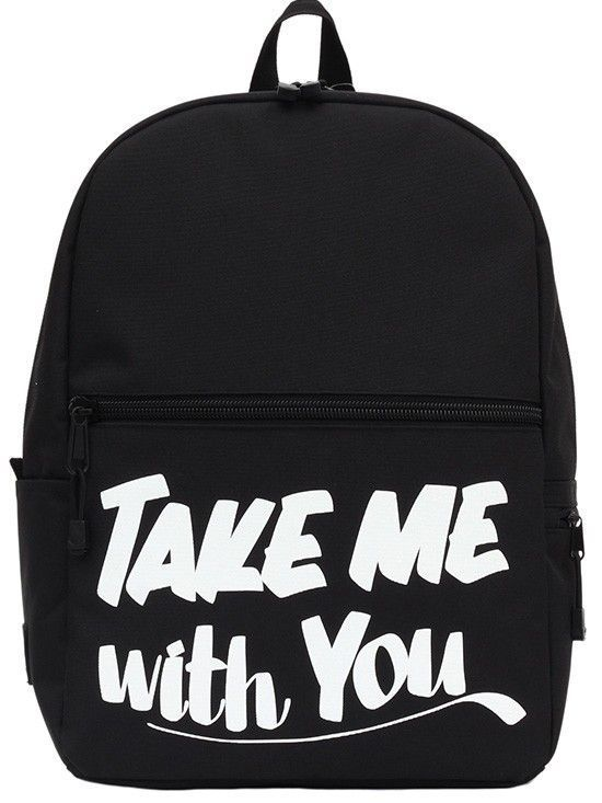Mojo Baron Von Fancy Take Me With You Backpack