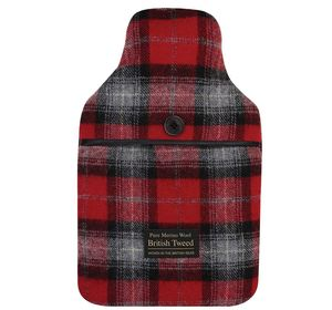 TWEED RANGE HWB TRADITIONAL RED PLAID