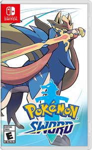 Nintendo Pokemon Sword, Switch Video Game Nintendo Switch Basic