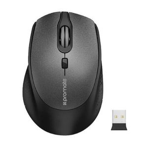Promate Wireless Mouse Black