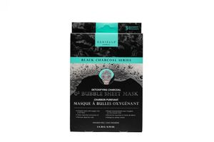 Charcoal Bubble Sheet Mask 3 Pack