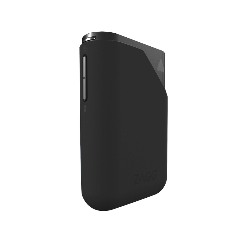 Zagg Power Amp 6 6000mAh Black Power Bank