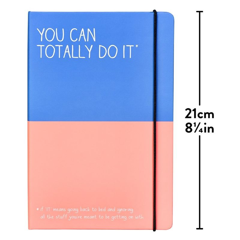 Notebook you can totally do it