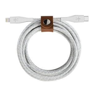 Belkin F8J243Bt04-Wht Lightning Cable 1.2 M White