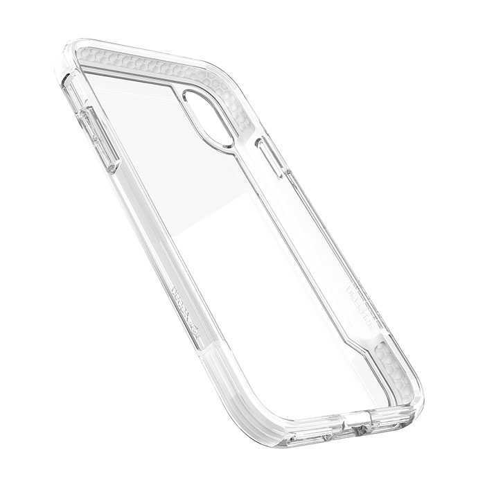 buy popular 3fa5d efe51 X-Doria Defense Clear Case White for iPhone XR
