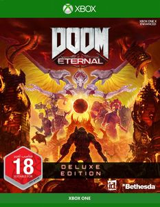 Pre Order Doom Eternal Deluxe Edition XOne English Export