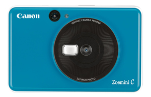 Canon Zoemini C Seaside Blue Instant Camera Printer