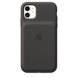 iPhone 11 Smart Battery Case with Wireless Charging Black