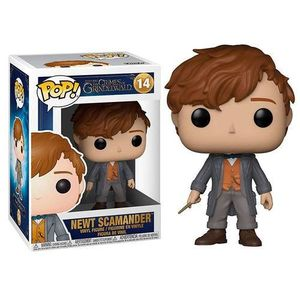 Pop Movies Fantastic Beasts 2 Newt W Chase