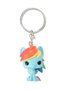Pop keychain mlprainbow dash