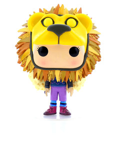 Funko Pop Harry Potter Luna Lovegood W/Lion Head Vinyl Figure