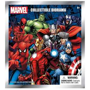 Monogram Marvel Diorama Collectible Toy [Mystery Pack]