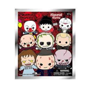 Horror Properties 3D Foam Collectible Keyring