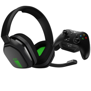 Astro Gaming A10 + Mixamp M60 Grey/Green Gaming Headset for Xbox One