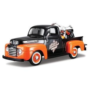 FORD F1 PICKUP FLH DUO GLIDE