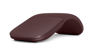 Microsoft Surface Arc Bluetooth Mouse Burgundy