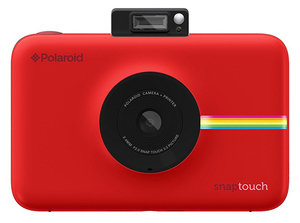 Polaroid Snap Touch Instant Print Camera Red