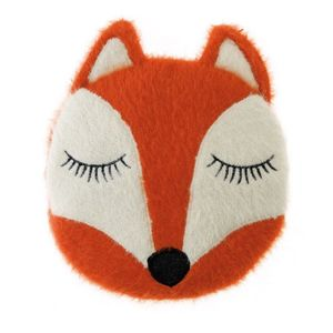 Knitted Sleepy Head Hotties Fox