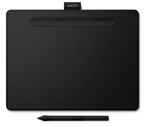 Wacom Intuos M Bluetooth 2540lpi 216 x 135mm USB/Bluetooth Black graphic tablet