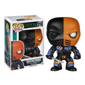 Pop Tv Arrowdeathstroke