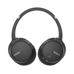Sony CH700N Black Wireless Noise-Canceling On-Ear Headphones