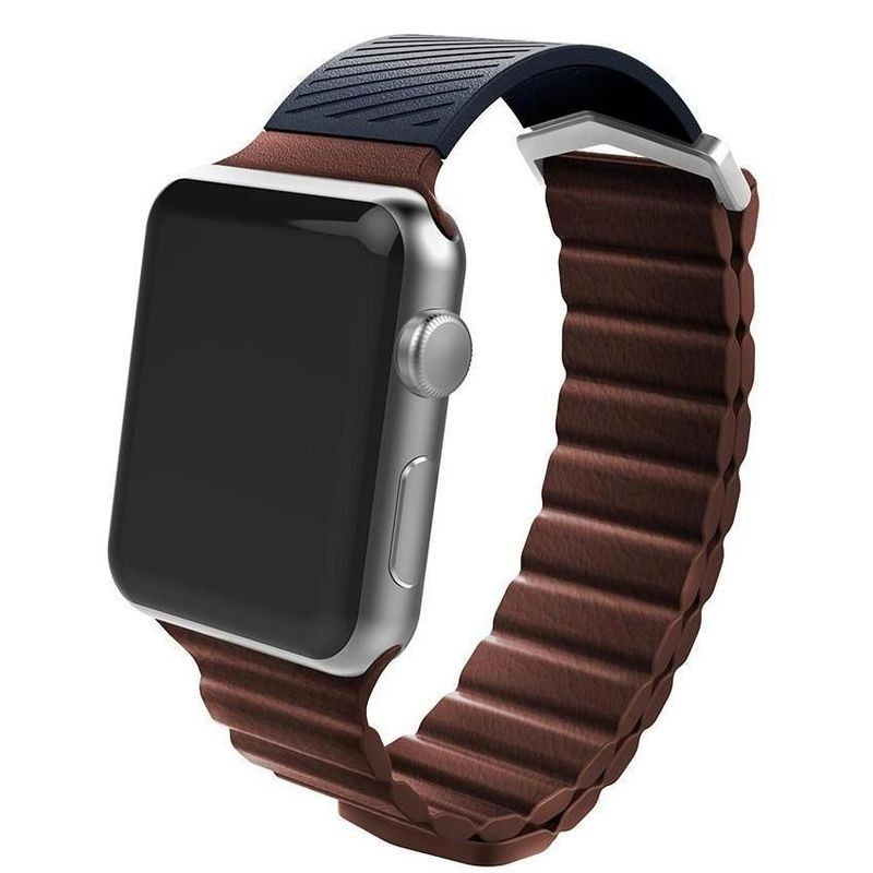 Hybrid leather band for apple watch 42mm