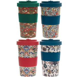 Bamboo Travel Mug Wm 4As 600Ml