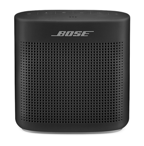 Bose Soundlink Color Ii Black Bluetooth Speaker