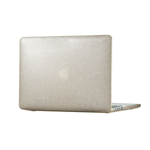 Speck Smartshell Clear With Gold Glitter Macbook Pro 13