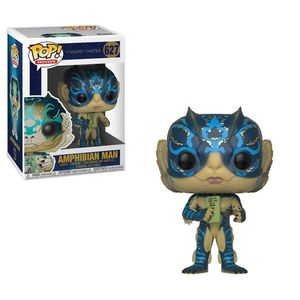 Pop Movies Shape Of Water Amphibian Manw Chase