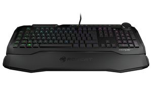 ROCCAT Horde AIMO Black Membranical RGB Gaming Keyboard