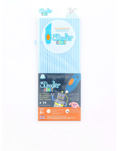3Doodler Start Plastic Packs Baby Blue Pastel
