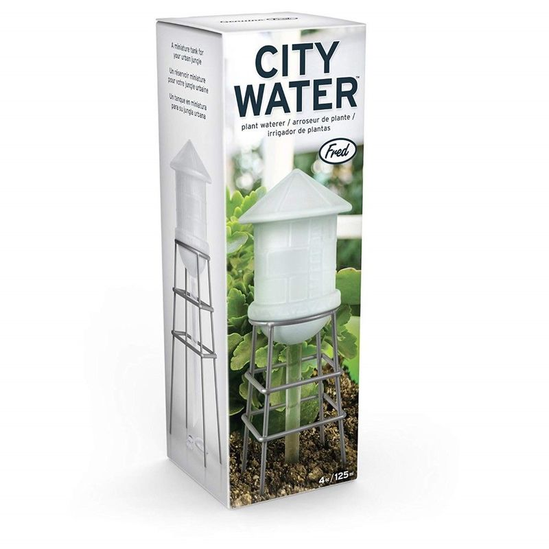 Fred city water self waterer