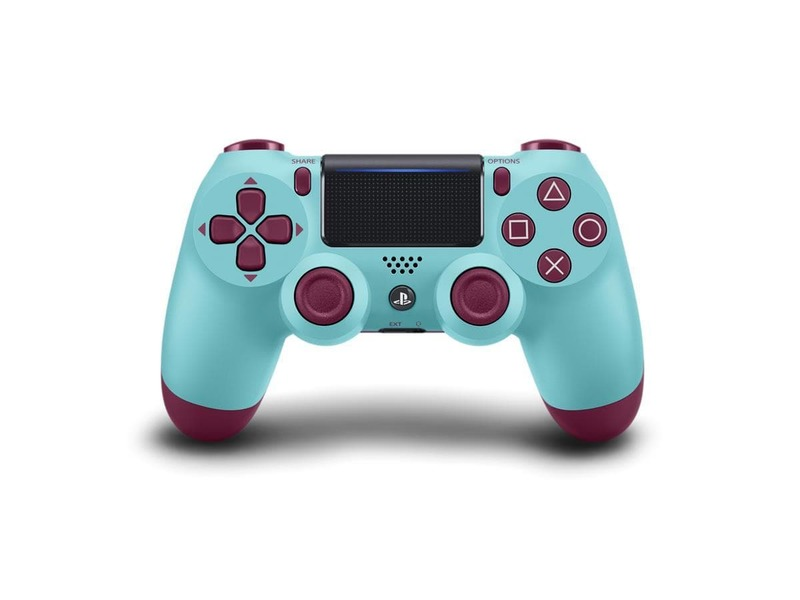 Dual Shock 4 Controller  Berry Blue