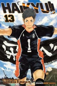 Haikyu Vol 13