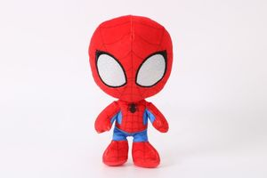 Marvel Plush Action Mini Spiderman 7In