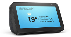 Amazon Echo Show 5 Compact Smart Display Black