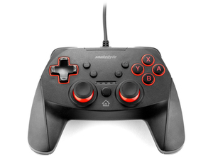 Snakebyte Game:Pad S Gamepad Nintendo Switch Analogue / Digital Black