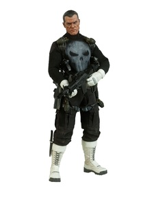 The Punisher Sixth Scale Figure