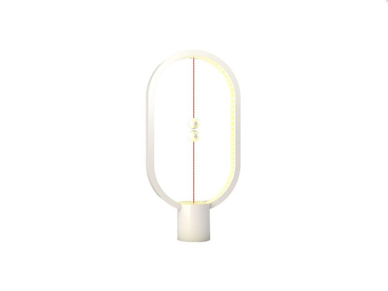 Heng balance lamp ellipse usb white